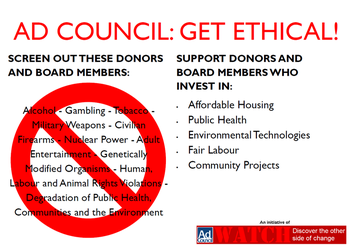 Ad Council: Get Ethical by dev-catscratch