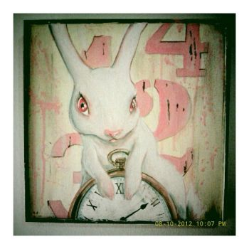 White Rabbit by Cute-Cavu