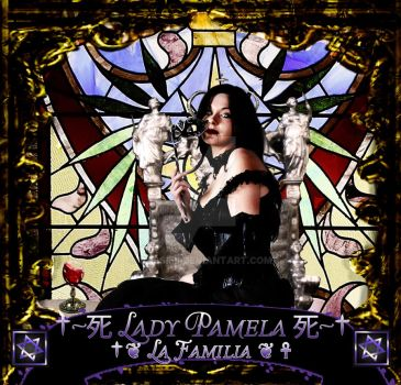 Lady Pamela by Passiel
