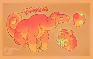 tangy........... .. ,. by underbighte