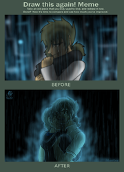 Before and After Meme: Forgiveness by Aileen-Rose