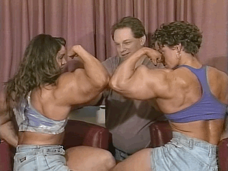 Superthick 152 by GrannyMuscle