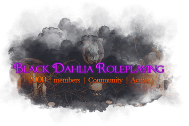 Halloween 2000 Members Advert by BlackDahliaRP