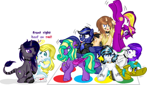  YCH  Twister Party   by AngelLightYT