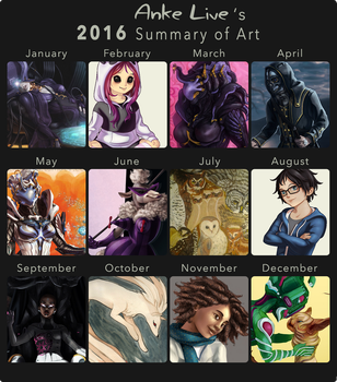 2016 by AnkeLive