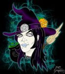 The Witch by ZMBGraphics