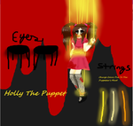 [CreepyPasta Oc]  Holly The Puppet (Bio In Desc.) by xXFeather-MoonXx