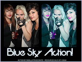 Action_Blue_Sky by Bublla