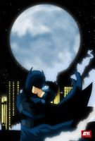 Bats vs Cats by roelworks