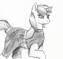 A Scout Sketch by kaciekk