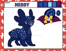 Nebby by ToonieCheckers