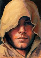 Cloaked Man mostly done by zeldat