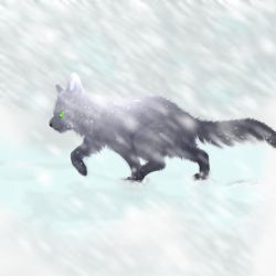 The Snowstorm by CattaiIs