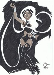 Storm by sobad-jee