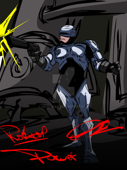 ROBO Freaking COP~ by neochilds