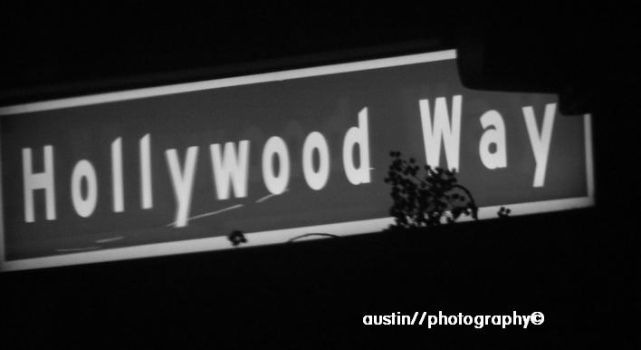 hollywood by austtothein