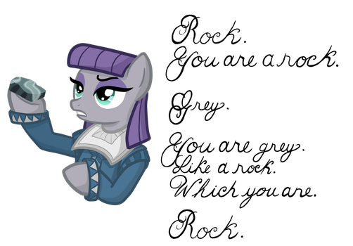 Maud Pie by TheCheeseburger