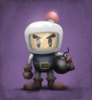 Bomberman by antonio-panderas