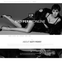 K-PERRY.COM - Wordpress Theme by lenkamason