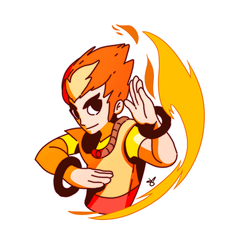 FLAME! [Commission] by Sethard