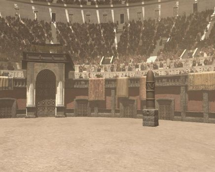 Colosseum by Ivano-S