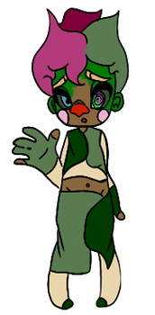 OPEN Adopt: Plant Boy. (5 Points.) by FUCK-BAG