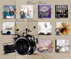 Music Mod Premiere Collection by Goddbody