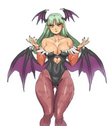 Morrigan by ManiacPaint by aercastro82