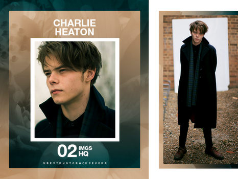Photopack 29212 - Charlie Heaton by xbestphotopackseverr