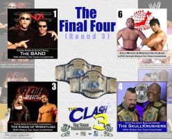 The CLASH Final 4 by simplemanAT