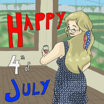 Happy Fourth of July by mmheredith
