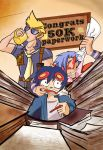 Double K is 50 pages long by Kna