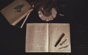 Dear Diary. by laura-makabresku