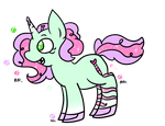 Ink Swell (Mascot Entry) by SparkleBloomSwirl