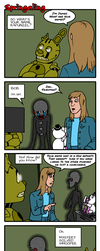 Springaling 357: Who are you? by Negaduck9