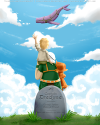 We're still sailing in the same sky by oOLuccianaOo