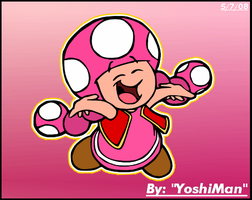 Toadette by YoshiMan1118