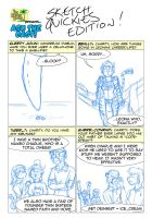 Rough Housing Ask the Cast for January 2015 by the-gneech