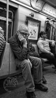 Asleep Upon the Uptown A by steeber
