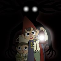 Over the Garden Wall by Indomidodorex