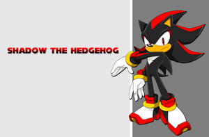 Shadow the hedgehog wallpaper by Hinata70756