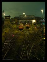end of track by Zyklotrop