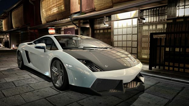 Lamborgini Gallardo LP 560-4 '08 by LS-Coloringlife