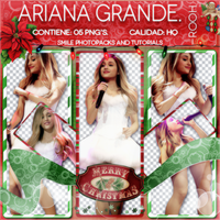 +Photopack png #219 {Ariana Grande} -Rooh by SmilePhotopacksAndT