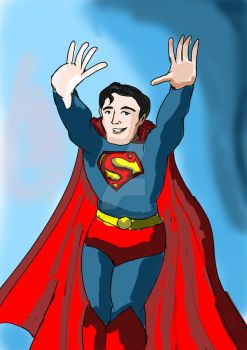 Happy 1000th Action Comics Issue Superman by Selecthumor