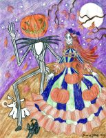 The Nightmare Before Halloween by ghostyheart