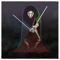 General Grievous by Rainbowleo