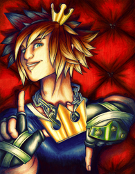 Kingdom Hearts- Oh, I Just Can't Wait To Be King by To-Ka-Ro