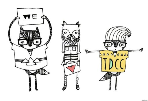 we love tdcc by JollenelovesPhoenix