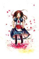 mcgee's alice + flowers by dolls-of-paradox